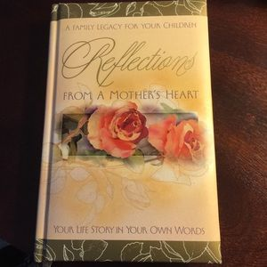 ❤️3/15❤️Hallmark Mother Reflections Journal
